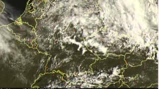 Galingo ventiliatoriaus efektas isvaikant debesis...