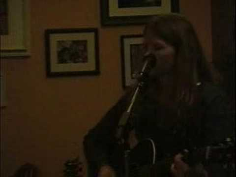 Becky Chord sings Orphan Girl - YouTube