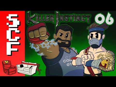Killer Instinct (Part 6) -