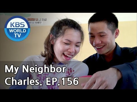 My Neighbor, Charles | 이웃집 찰스 Ep.156 / Migrant worker from Vietnam, Hieu. [ENG/2018.10.04]