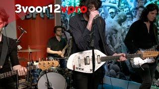 Tubelight - Visions Live bij 3voor12 Radio