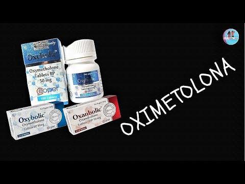 Oximetolona (Anadrol )