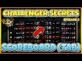 THE TAB KEY - Challenger Secrets (EP. 1) | Tarzaned
