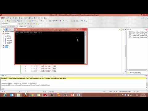 [C++ OPP Basic] Lesson 7. Friend function, Friend class