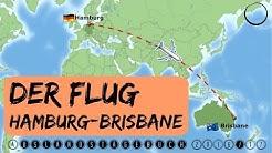 #6 Mein 24h FLUG nach AUSTRALIEN 🚀🇦🇺| Travelina