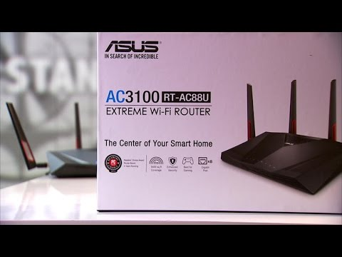 The Asus RT-AC88U has more than just a ton of LAN ports
