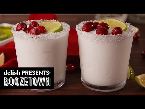Angie Ward - Holiday Recipe Of The Day: Fun Holiday Drinks