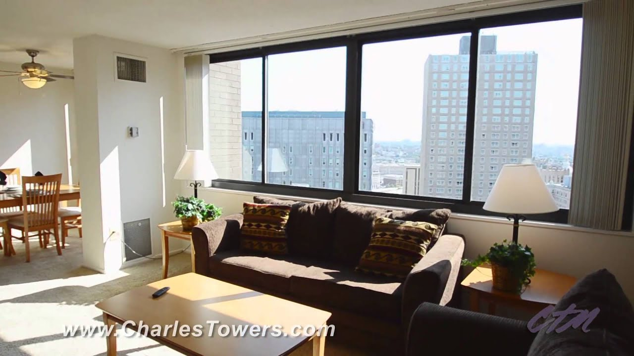 Charles Towers | Baltimore Maryland Apartments | Southern Management    YouTube