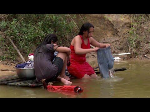 Community life inside Brazil's Amazon reserves