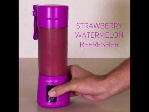 Strawberry Refresher