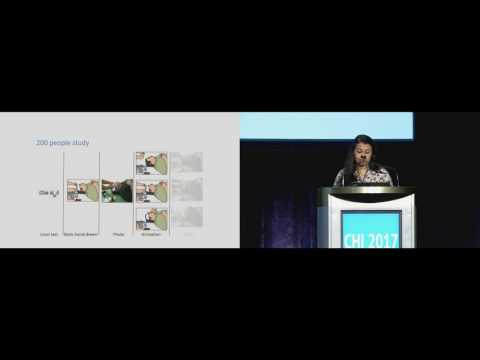 CHI 2017 SIGCHI Social Impact Award: Indrani Medhi Thies - Designing for Low-Literate Users