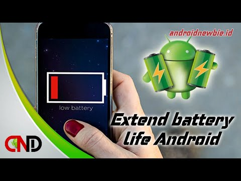 Here's how to extend the battery life of your Android phone