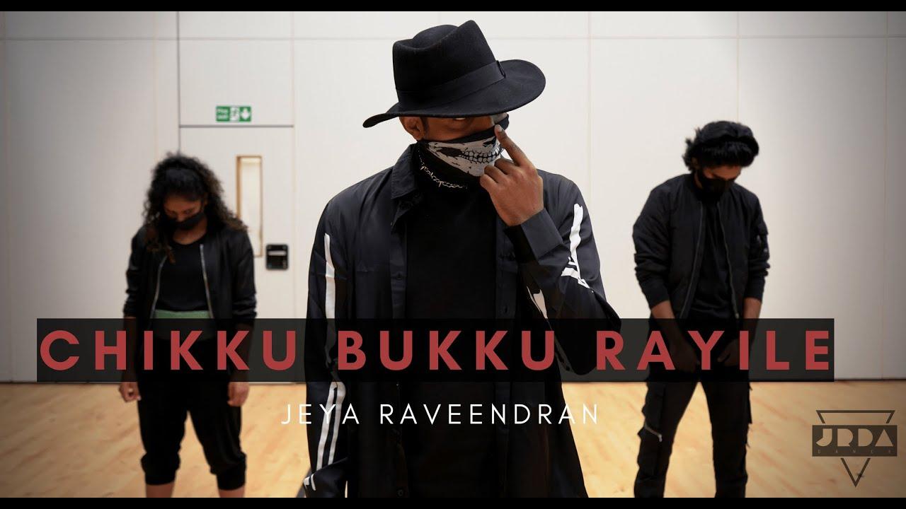 Chikku Bukku Rayile | Dance | AR Rahman | Prabhudeva | Jeya Raveendran