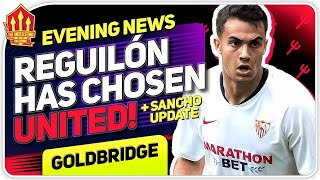 Reguilon Transfer CLOSE! Man Utd Transfer News