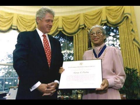 Rosa Parks: no divulgamos las mentiras oficiales sobre su caso