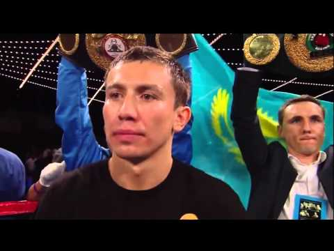 "Gennady ""GGG"" Golovkin vs Gabriel Rosado - Full Fight (HBO)"