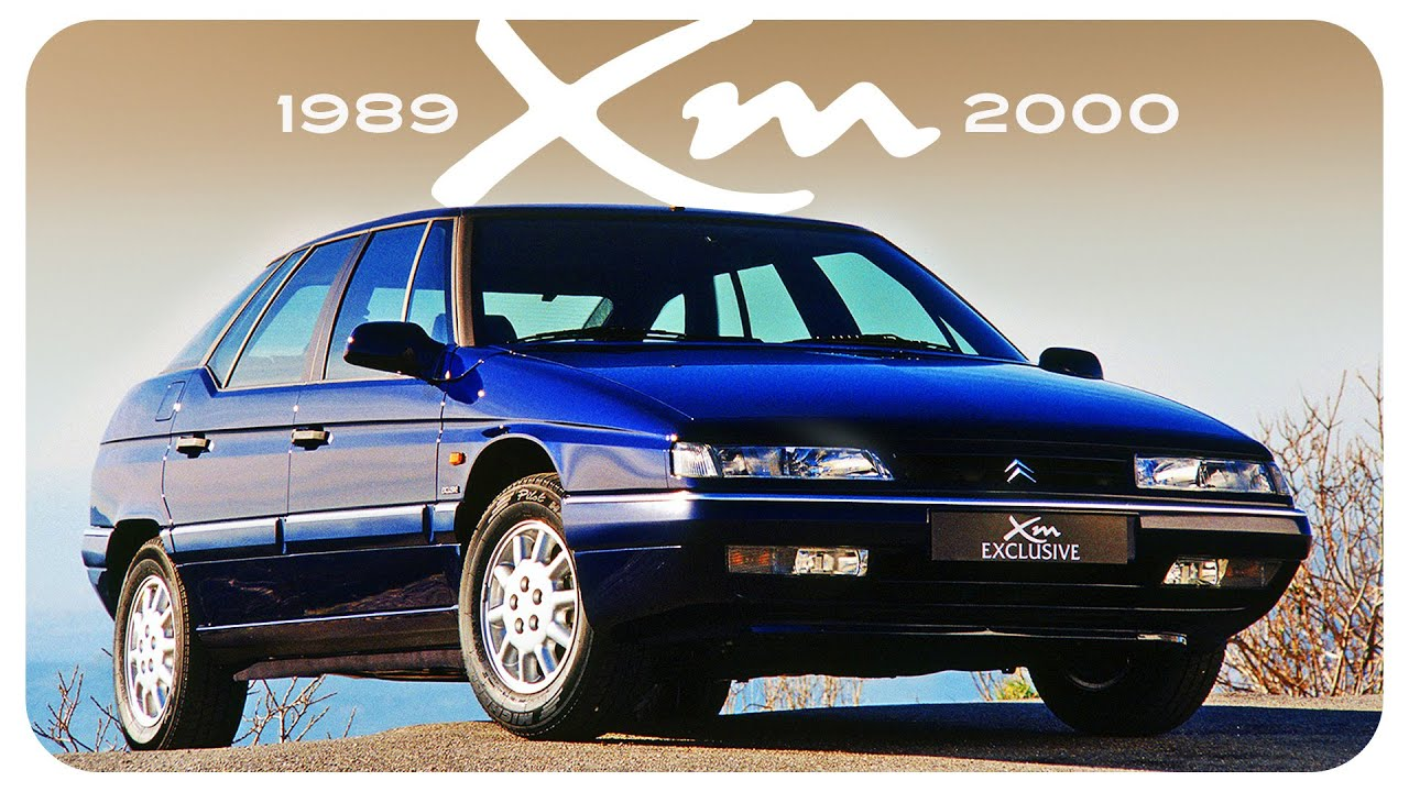 Why I Love the Citroen XM