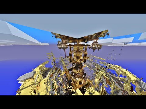 Krobar's M O A K Mother Of All Keeps - The Ruins of 2B2T