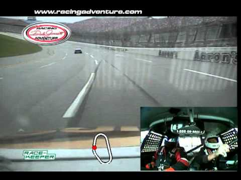 Talladega NASCAR Driving Experience *Dale Jarrett Racing Adventure)
