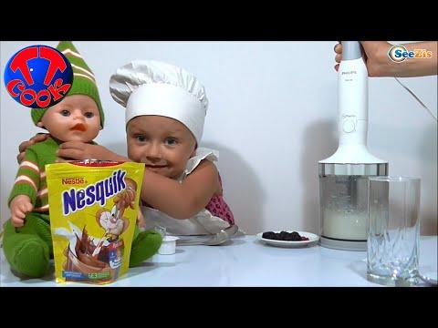 Baby born doll десерт для куклы бэби борн от повара ярославы oyuncak bebek серия
