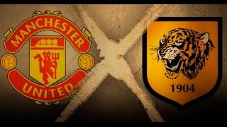 PES 2017 Manchester United VS Hull City PSP   Fourth Cem