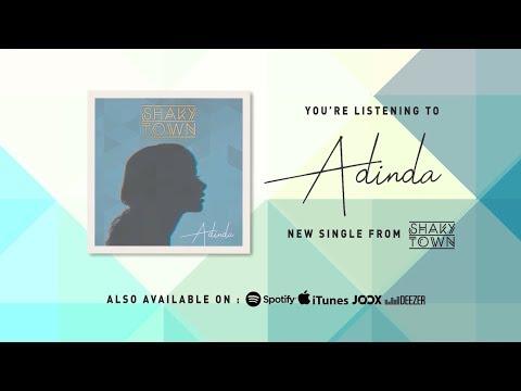 Shaky Town - Adinda (Official Lyric Video)