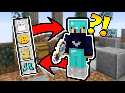 UYUMSUZ TEXTURE PACK CHALLENGE! - (Minecraft)