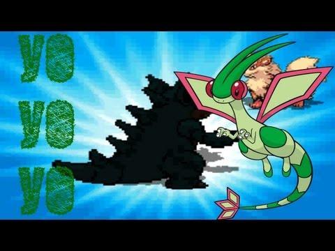 Nbz Vs ChopSuey55 *UU* - Narrated Pokemon Black & White Wifi Battle #210