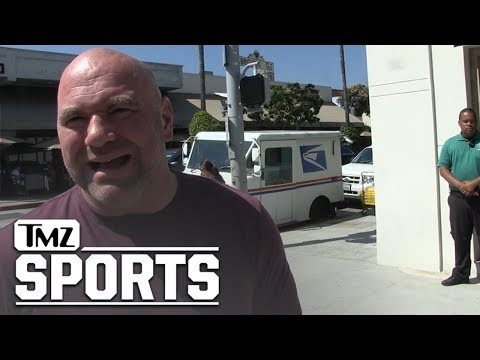 Dana White Says Jorge Masvidal Ain't Getting Conor McGregor! | TMZ Sports