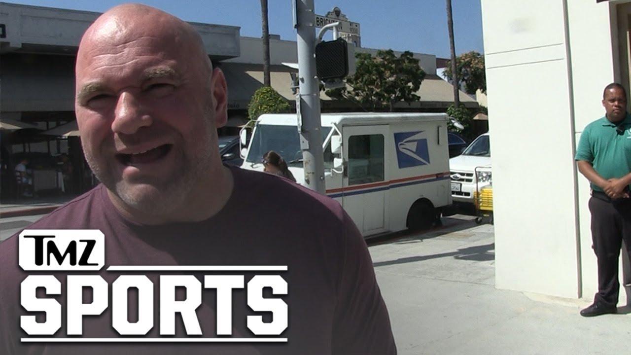 Dana White Says Jorge Masvidal Ain't Getting Conor McGregor! | TMZ Sports