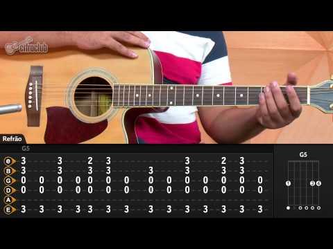 Epitáfio - Titãs (aula de violão completa)