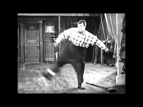 Jack Coogan the eccentric dancer
