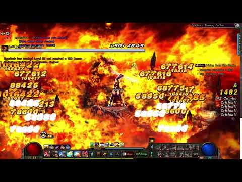 DFO: Priest(F) Blazing Hell