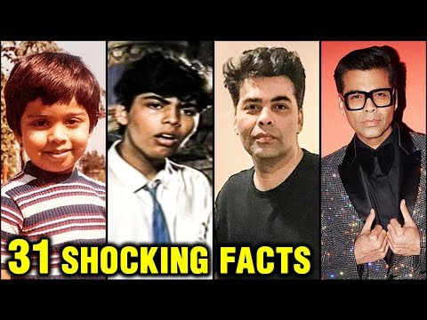 Karan Johar 31 SHOCKING UNKNOWN Facts | Happy Birthday Karan Johar