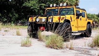 Hummer H1 SUT | Review (2006)