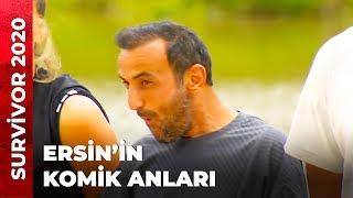 Ersin'in En Komik Anları | Survivor Ünlüler Gönüllüler