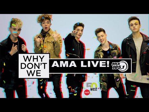Why Don't We AMA | Mix 105.1 Utah