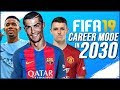 FIFA 19 CAREER MODE IN 2030 | MANCHESTER UNITED RELEGATED?!