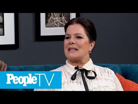 Diane Keaton Really Smacked Marcia Gay Harden With A Foam Bat In 'First Wives Club' Scene | PeopleTV