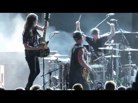 Lifehouse - First Time (Live) @ Riverstage, Brisbane 15th November 2017