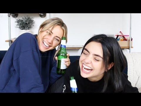 TRUTH OR DRINK! Cammie's STILL A FREAK! click for more info