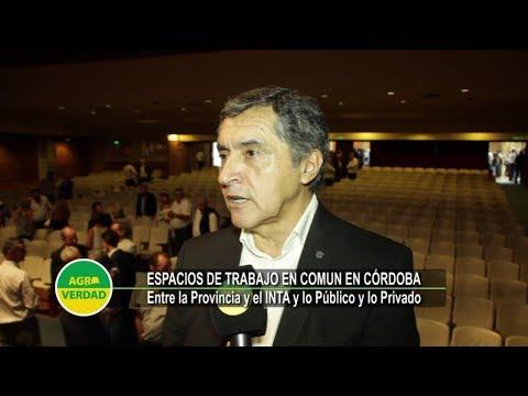 Los planes para 2018 del Ministerio de Ciencia y Tecnología de Córdoba vinculados al campo