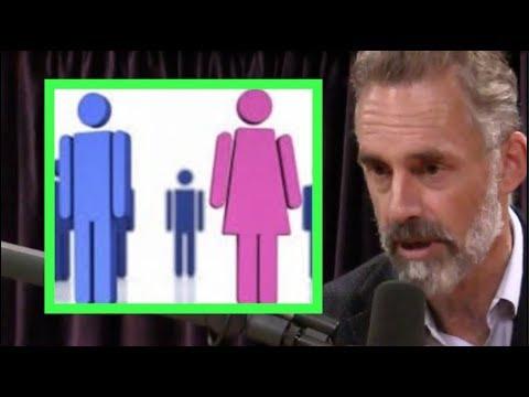 Jordan Peterson Explains the Gender Paradox - Joe Rogan
