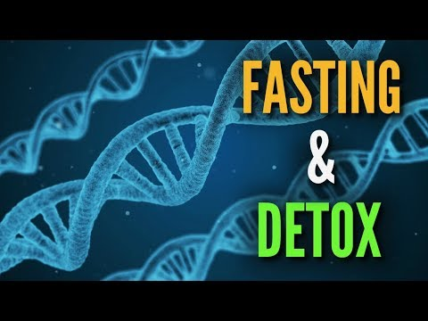 Intermittent Fasting For Detoxification and Repair
