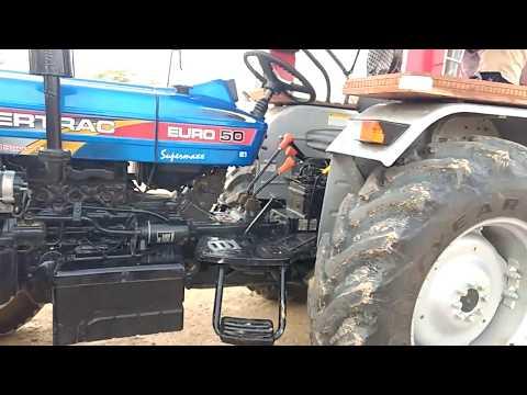 Powertrac Euro 50 Tractor | Tractor Reviews