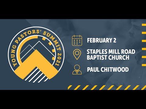 Young Pastors' Summit | SBC of Virginia