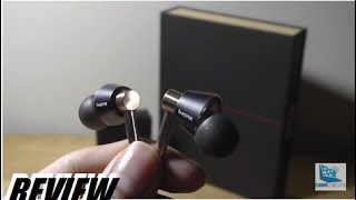 REVIEW 1More Triple Driver InEar Headphones High Res Audio