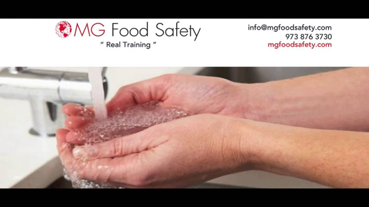 Servsafe food handler certification nj youtube 1betcityfo Choice Image
