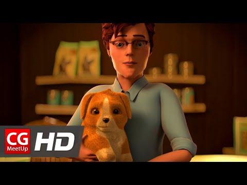 "CGI Animated Short Film ""Puppy Love Short Film"" by Puppy Love Team"