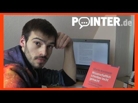 Patrick vloggt - So schreibst du erfolgreich eine Hausarbeit